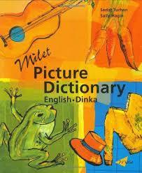 Milet Picture Dictionary English-Dinka