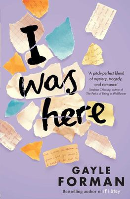 I Was Here (If I Stay #3)