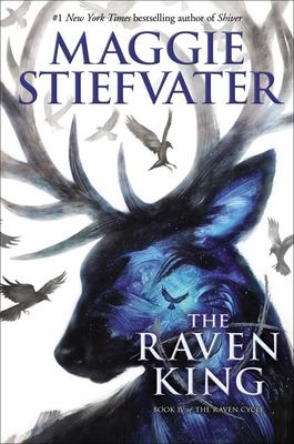 The Raven King (The Raven Cycle #4) HB