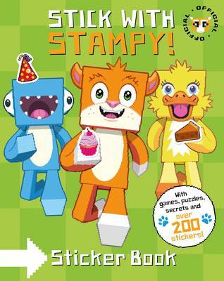 Stampy's Really Lovely Sticker Book