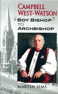 Campbell West-Watson Boy Bishop To Archbishop