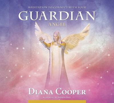 Meditation/Connect Guardian Angel (CD) - Diana Cooper