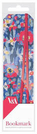 Bookmark Dress Fabric - V&A Museum (97307)