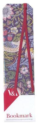Bookmark Strawberry Thief - V&A Museum (97309)