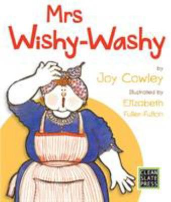 Mrs Wishy-Washy (Board)
