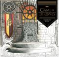 HBO's Games of Thrones Colouring Book