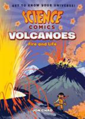 Science Comics: Volcanoes