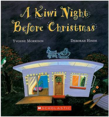 A Kiwi Night Before Christmas (Board)
