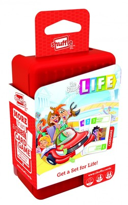 The Game of Life Shuffle Cards