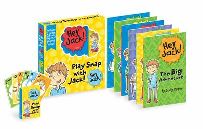 Play Snap with Jack (Box Set)