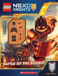 Battle of the Books! Activity Book + Figurine (LEGO Nexo Knights)