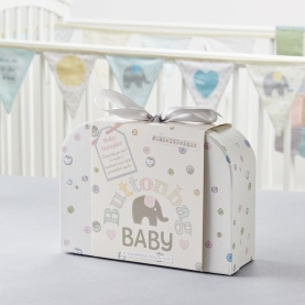 Baby Bunting Sewing & Embroidery Kit