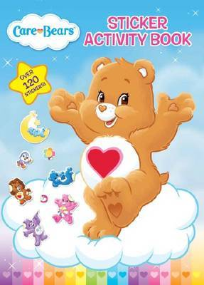 Care Bears Sticker Activity Book