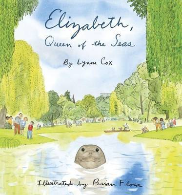 Elizabeth, Queen of the Seas (PB)