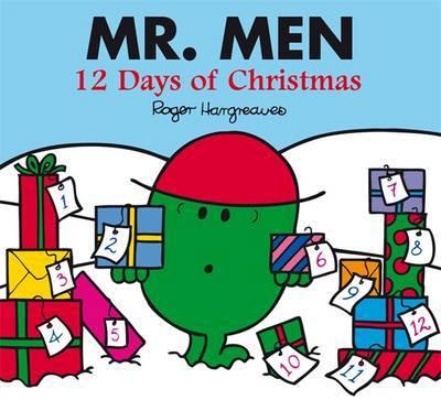 Mr Men 12 Days of Christmas (Mr men & Little Miss)
