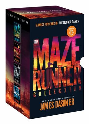 The Maze Runner Collection Box Set