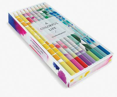 A Colorful Life Pencils