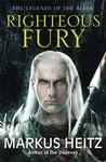 Righteous Fury (Legends of the Alfar  #1)