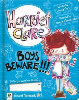 Harriet Clare Boys Beware  (Harriet Clare #1)