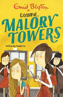 Goodbye (#12 Malory Towers)