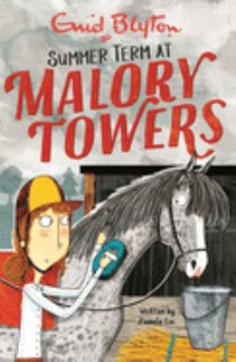 Summer Term (#8 Malory Towers)