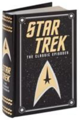 Star Trek :The Classic Episodes (Leather Bound)