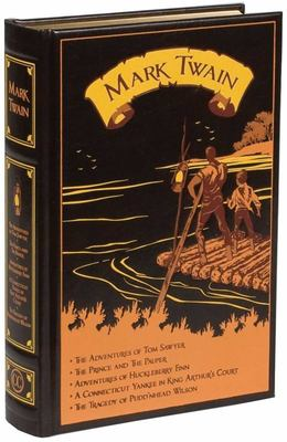 Mark Twain : Five Novels