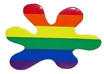 Sticker – Rainbow Splash