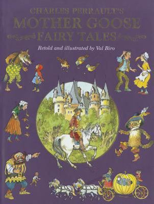 Mother Goose Fairy Tales