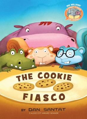 Elephant & Piggie Like Reading!: The Cookie Fiasco (Elephant & Piggie Like Reading)
