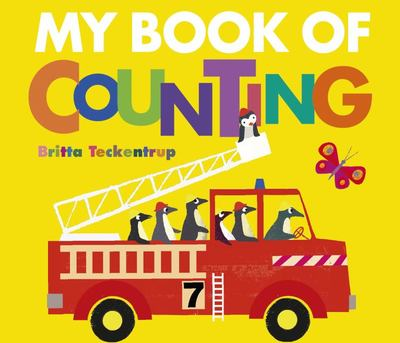 My Book of Counting (Board)