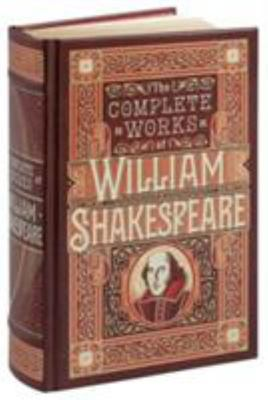 Complete Works of William Shakespeare (Leather Bound)