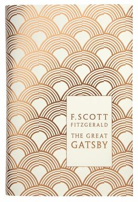 The Great Gatsby - Penguin F Scott Fitzgerald Hardback Collection