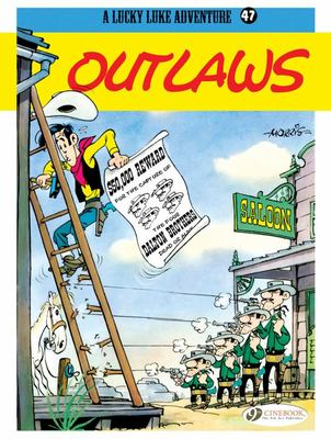 Outlaws (Lucky Luke #47)