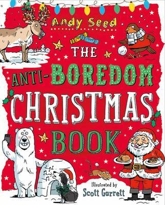 The Anti-Boredom Christmas Book