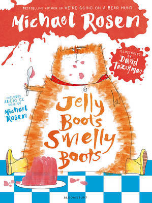 Jelly Boots, Smelly Boots Book and CD