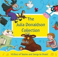 Julia Donaldson (10 CD Collection)