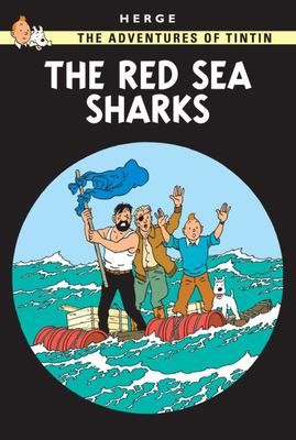 The Red Sea Sharks (Tintin #19 HB)