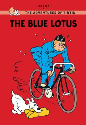 The Blue Lotus (Tintin Small Format #5)