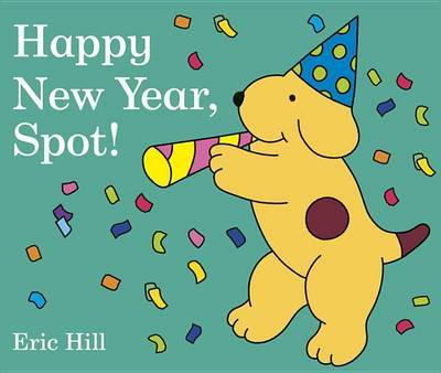 Happy New Year, Spot! (Board)