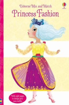 Princess Fashion (Mix and Match)
