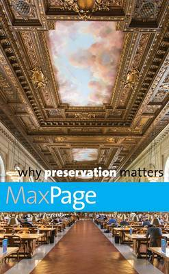 Why Preservation Matters
