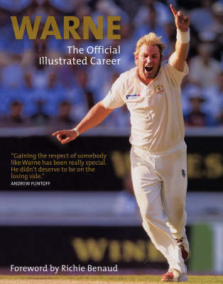 Warne: The Official Illustrated Career