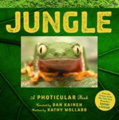 Jungle (Photicular Book)
