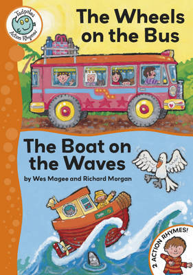 The Wheels on the Bus (Tadpoles Action Rhymes)