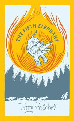 The Fifth Elephant: The City Watch Collection (Discworld #24)