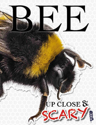 Bee (Up Close & Scary)
