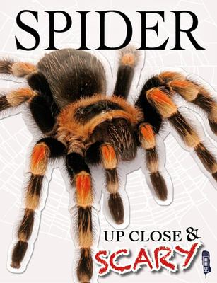 Spider (Up Close & Scary)