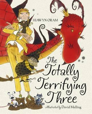 The Totally Terrifying Three