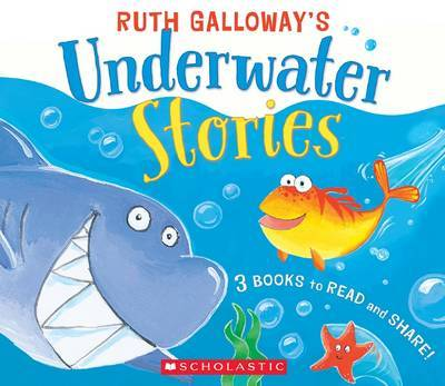 Ruth Galloway's Underwater Stories